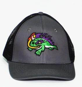 Custom Headwear - Embroidery in GTA - Grey Cap - Workwear Toronto - WorkWearToronto.com - Your Logo - Promotional Products