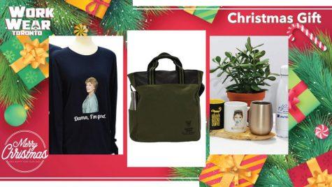 Christmas Gift Ideas 2020 - Custom Gifts - Custom Products - Workwear Toronto - Custom T-Shirts - Custom Bags - Custom Mugs