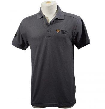 Workwear Toronto - Polo - Grey - Embroidery