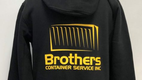 Brothers Container - Workwear Toronto - Promotional Products - Logo Design - Heat Transfer