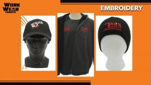 Custom-embroidery - WorkwearToronto.com - Corporate Apparel - Your Logo - Promotional Products