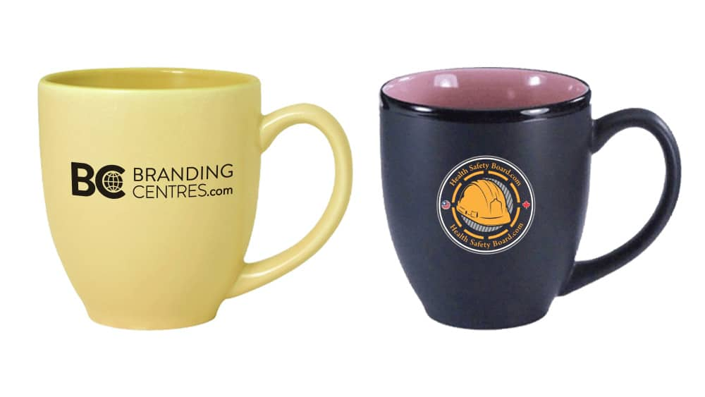 Custom Mugs & Cups - Custom Logo - Christmas Gifts 2020 - Promotional Products - Workwear Toronto